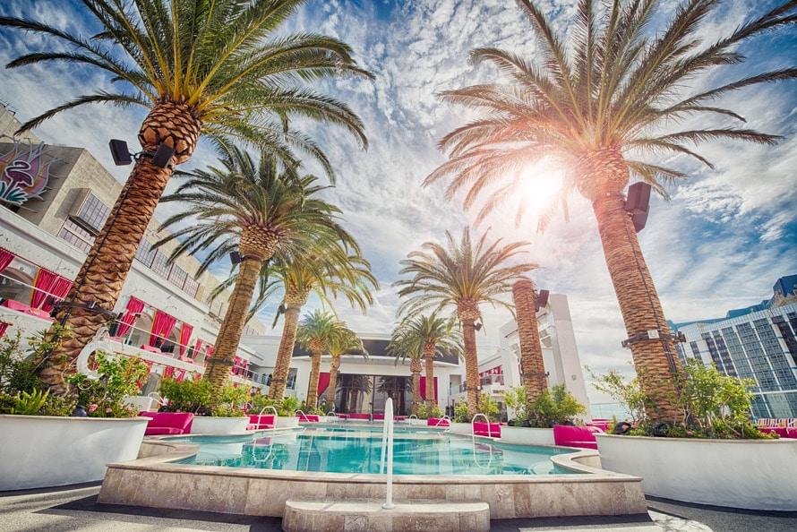 holiday vacation pool