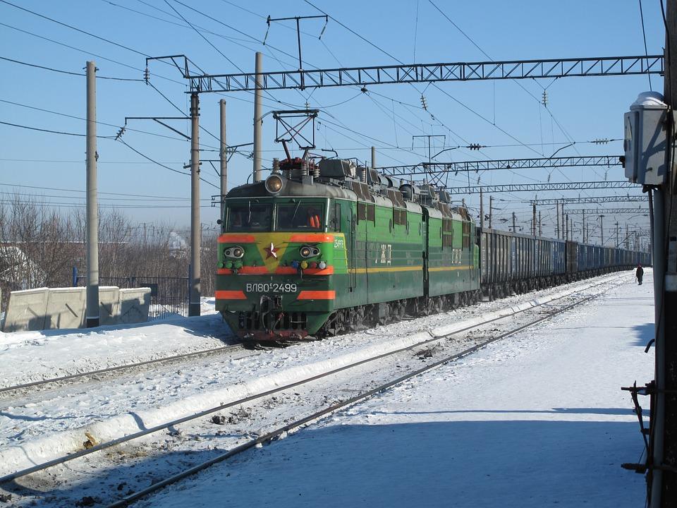 Iconic Trans-Siberian Railway