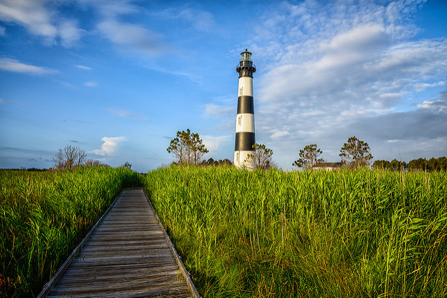 lighthouse north carolina