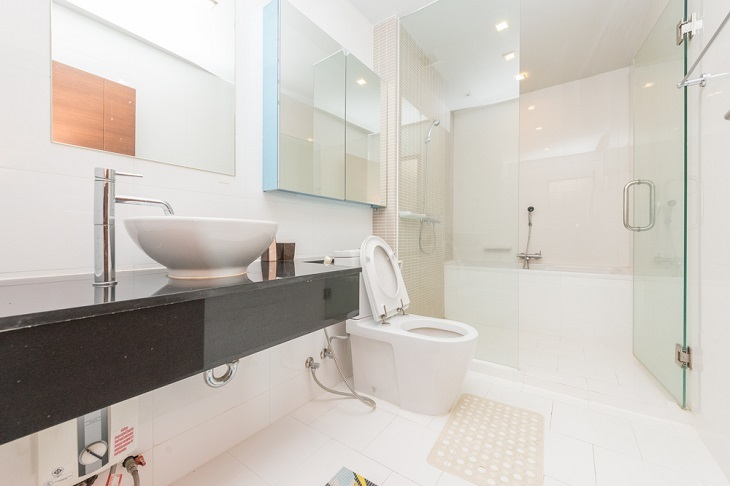 bathroom renovations effective