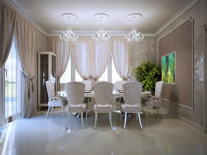 clean epoxy flooring