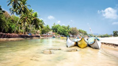 Goa for All Seasons and Tastes: Beaches and their Specialities