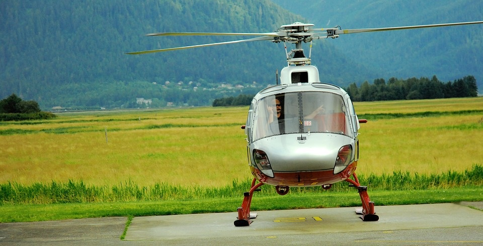 helicopter ride safety