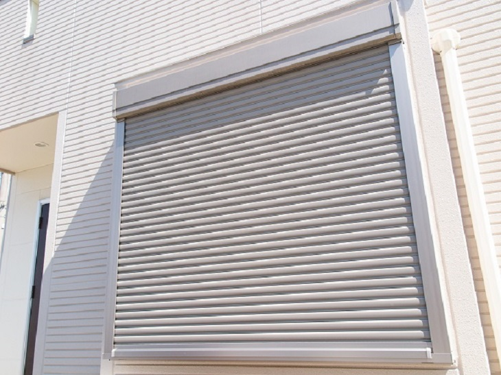 roller shutters care