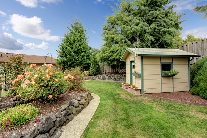 garden shed durability