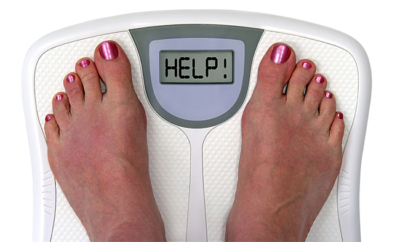 Weight Loss Tips weigh scale