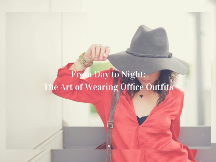 Art of Wearing Office Outfits