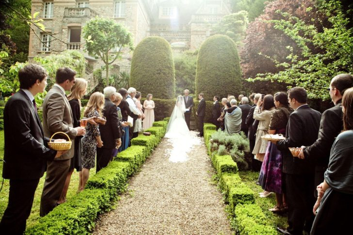 Planning Your Perfect Wedding aisle