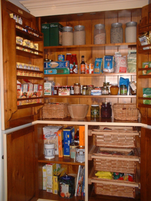 Say Goodbye To Weekly Shopping By Stocking Your Store Cupboard