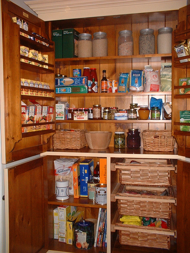 Stocking Your Store Cupboard