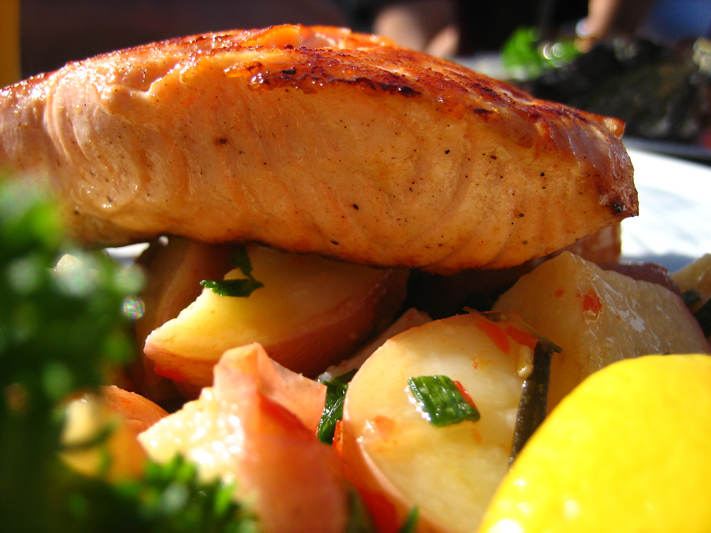 Foods To Fight Depression fish oil