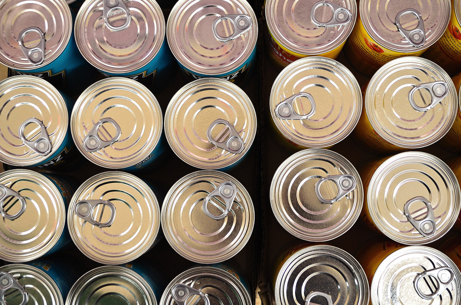 Stocking Your Store Cupboard canning