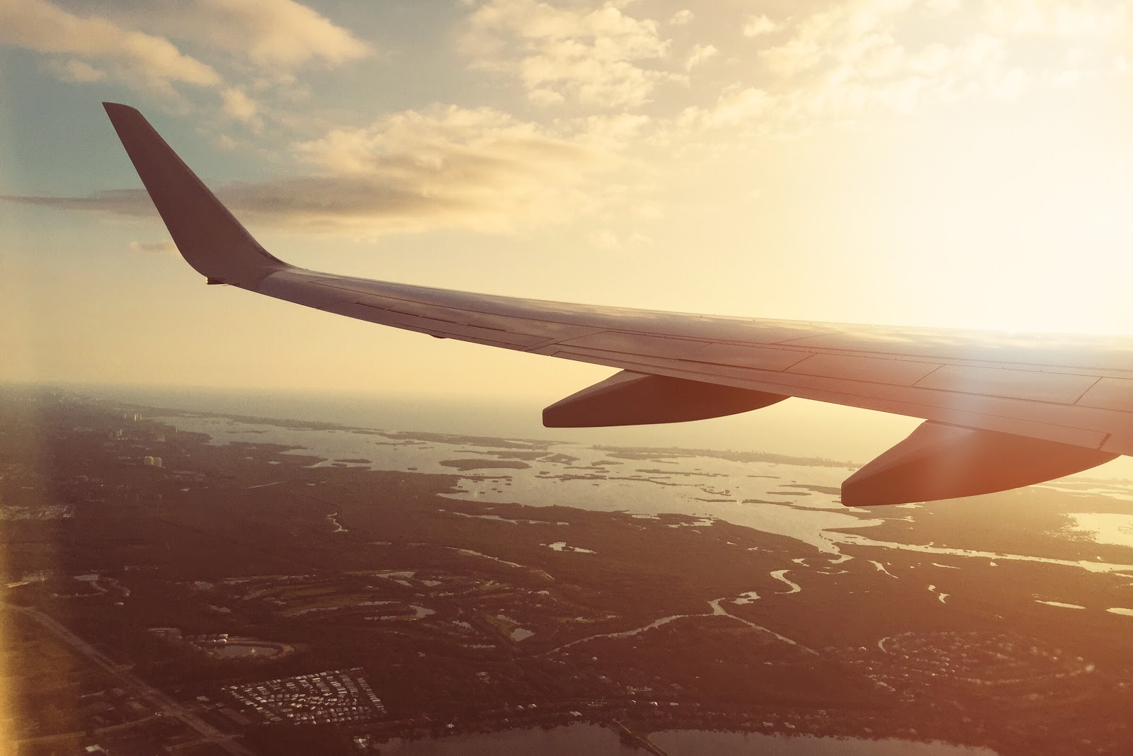 Travellers Guide: What To Do First plane