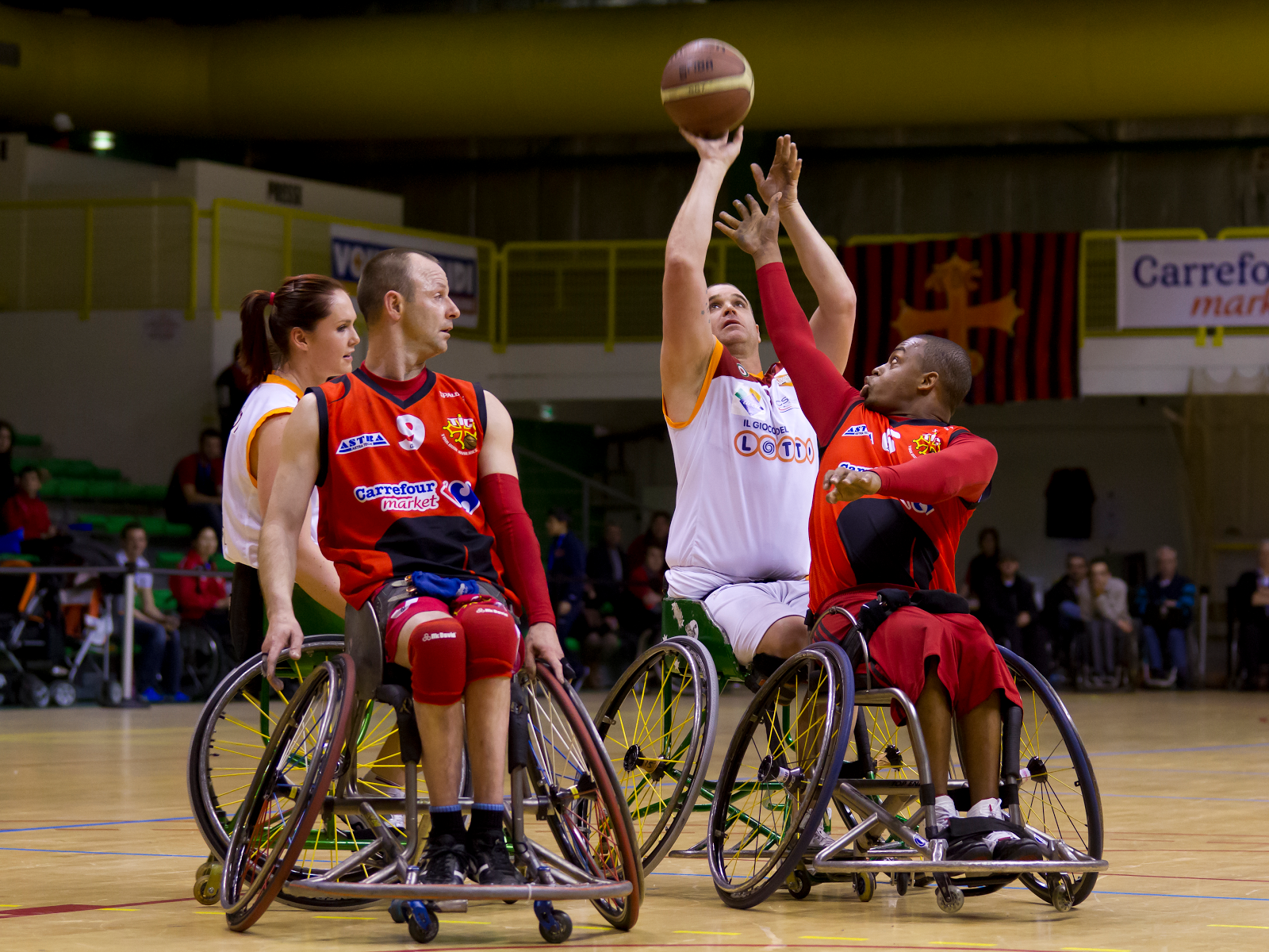 Misconceptions About People With Disabilities wheelchair basketball