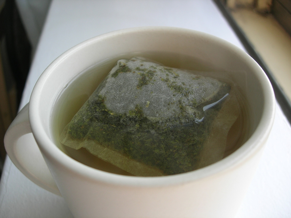 Foods To Fight Depression green tea