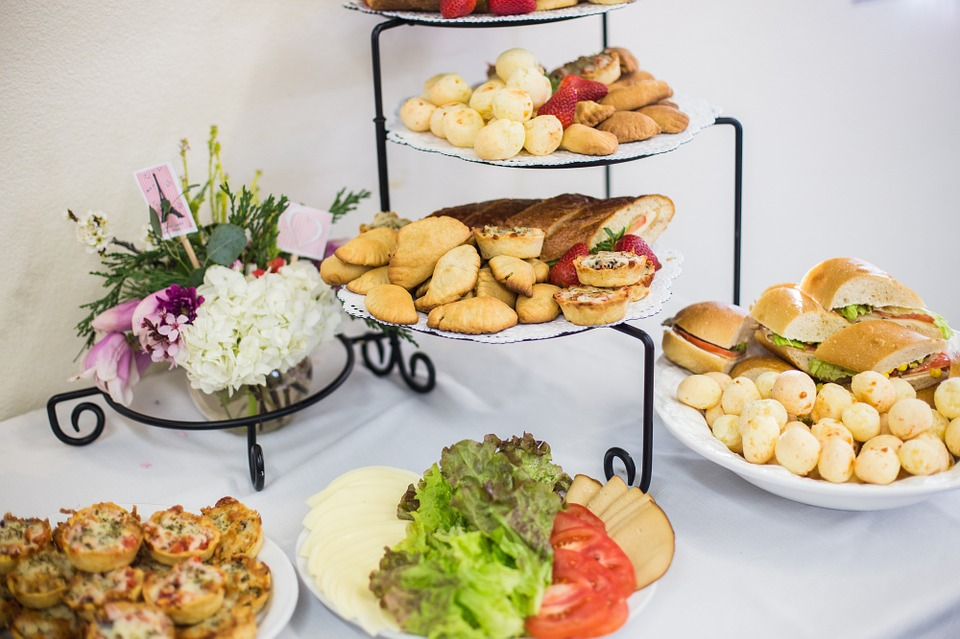 Party Ideas for new Year Party Trays