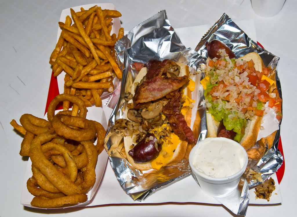 Break That Addiction fast food