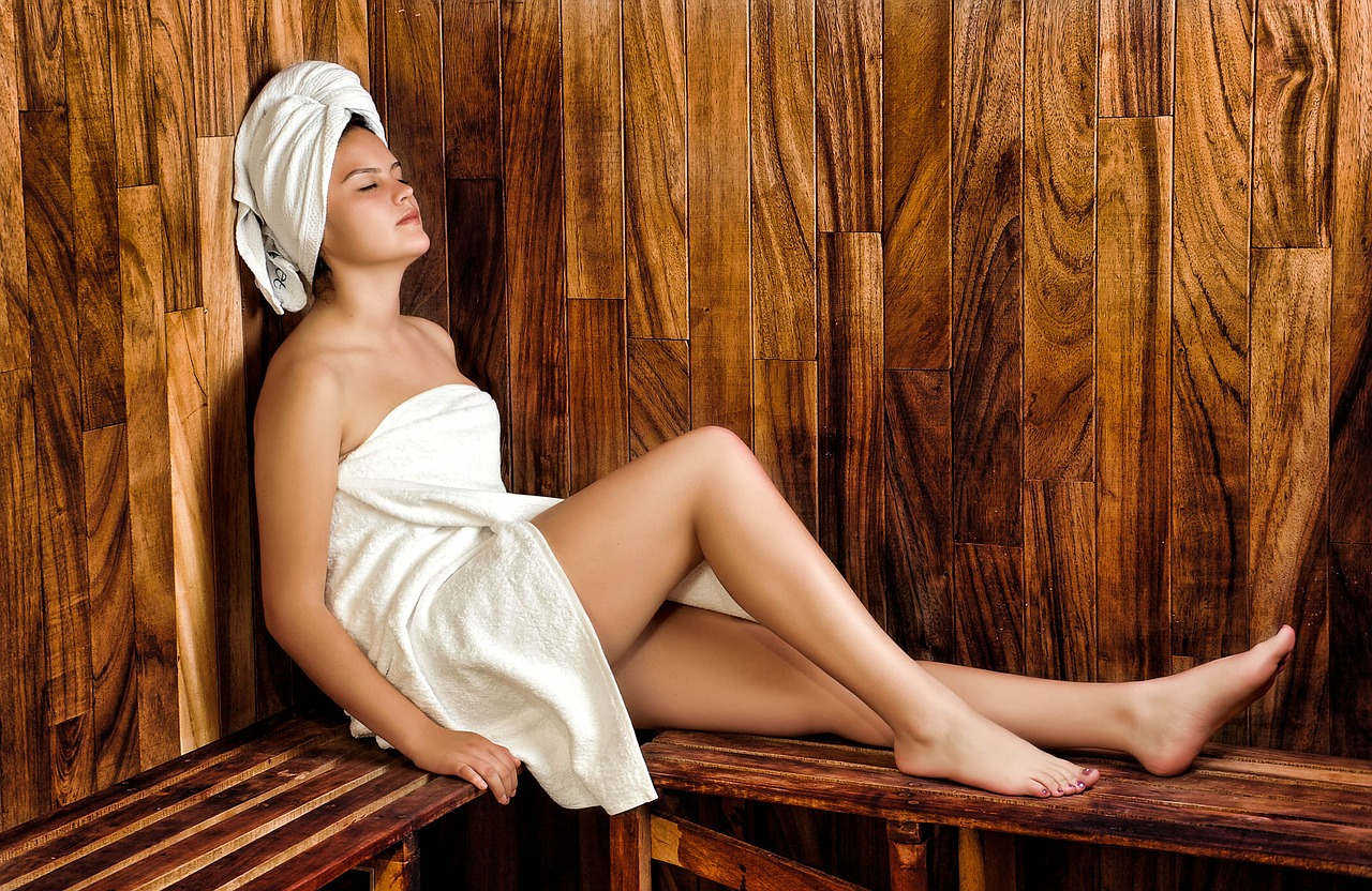 sauna spa renovations