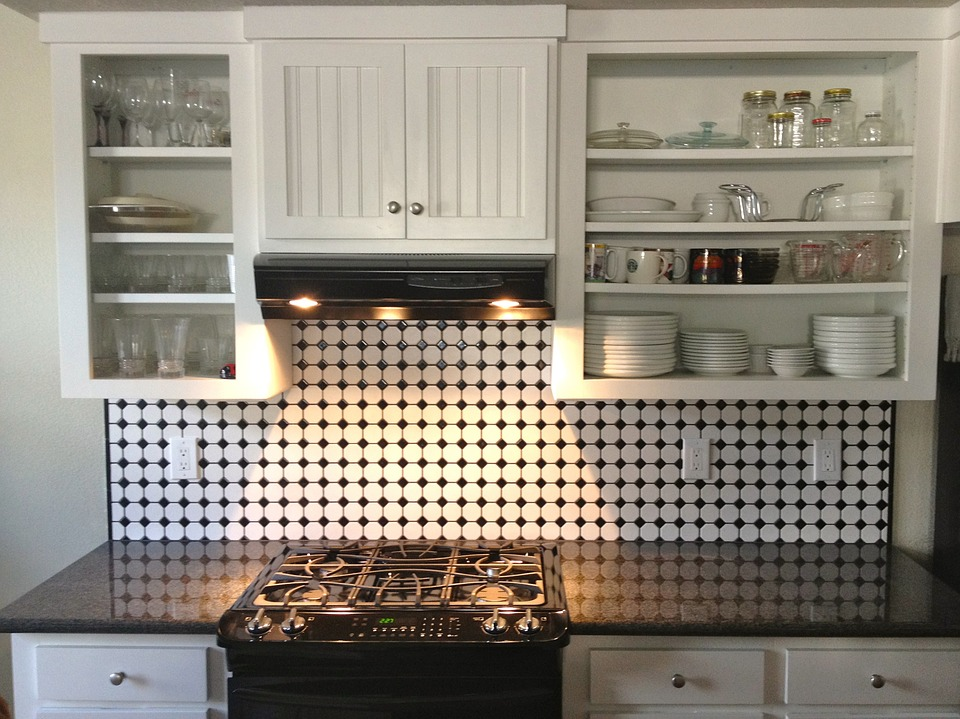 new kitchen backsplash