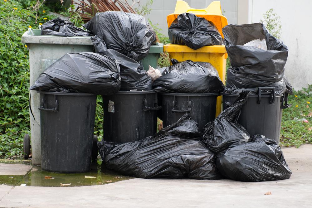 skip waste bin fires