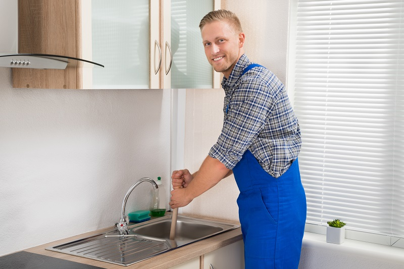remove drain blockage from home