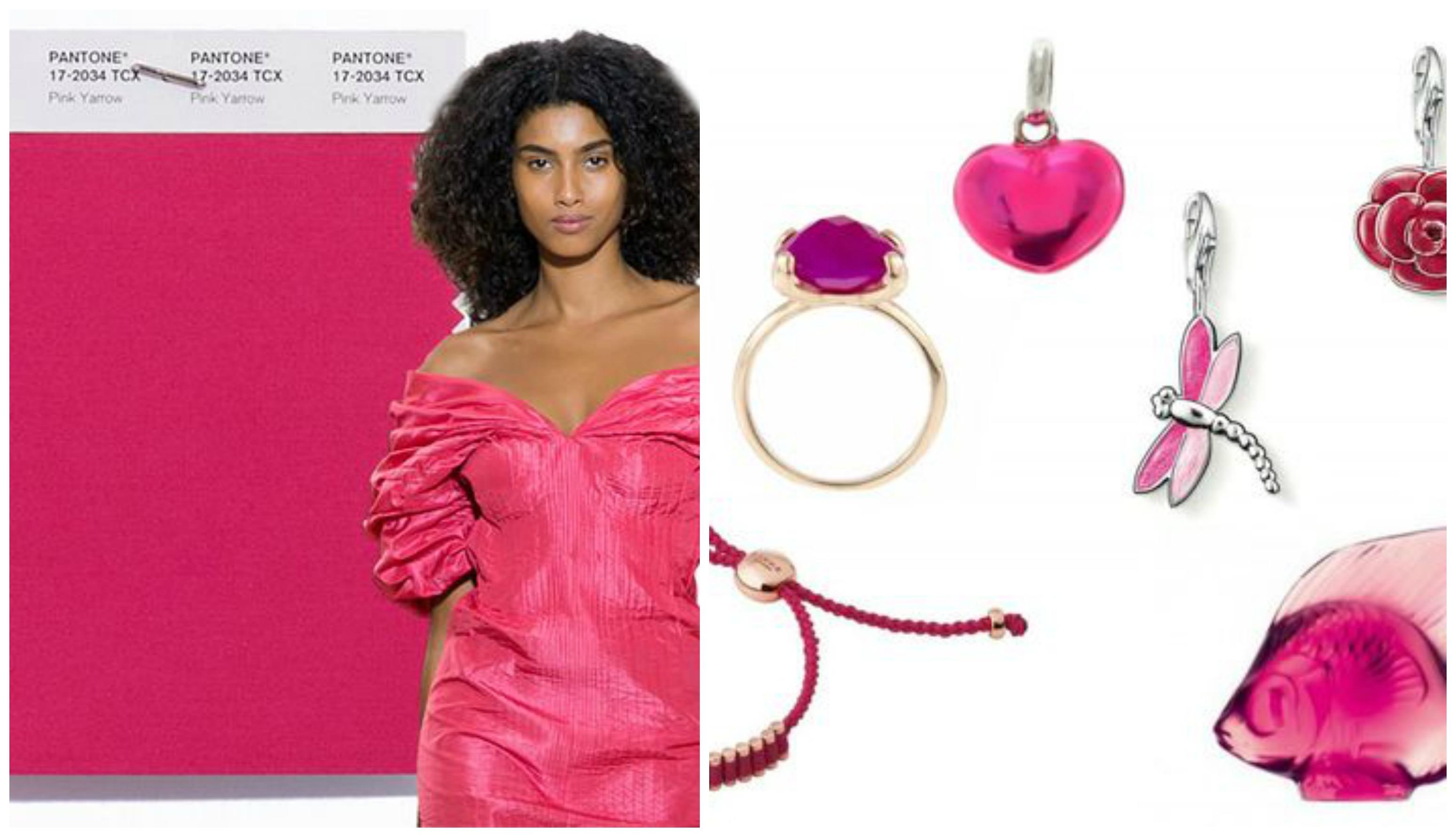 pantone colour dress