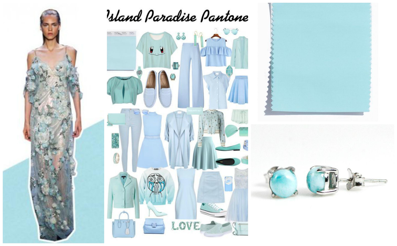 pantone colour clothing