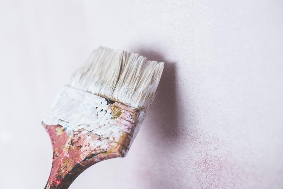 smart house paint brush