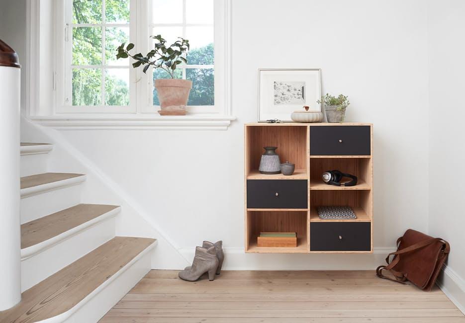 smart home bookshelf