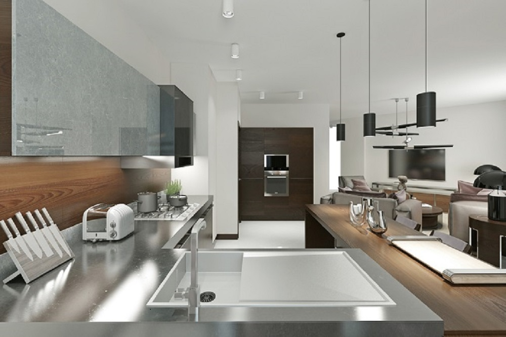 Kitchen Splashbacks whole kitchen area