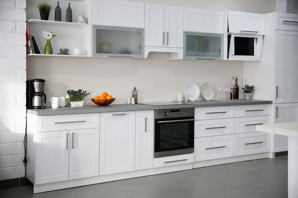 Kitchen Splashbacks counter area