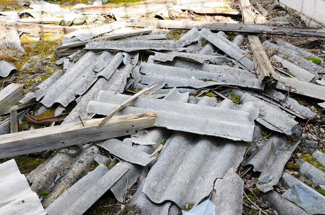 Asbestos Removal Specialist pieces