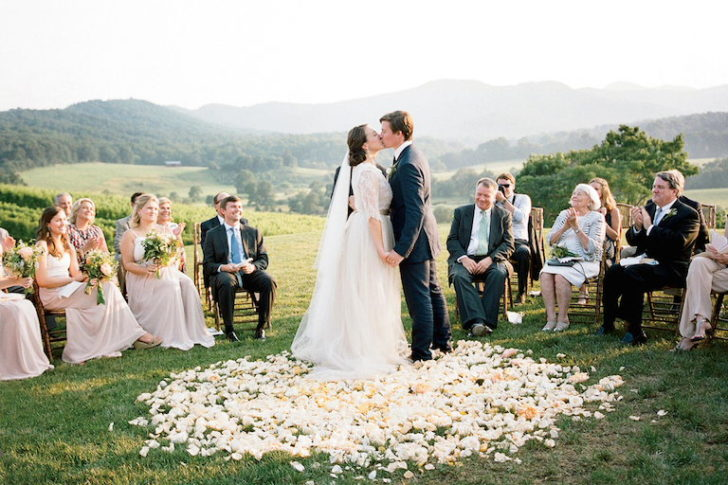 10 Creative Ideas for Slimming down Your Wedding Budget