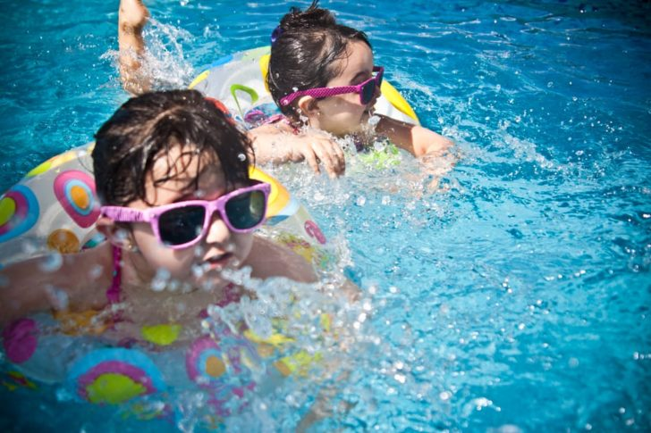 protect your kids at the pool