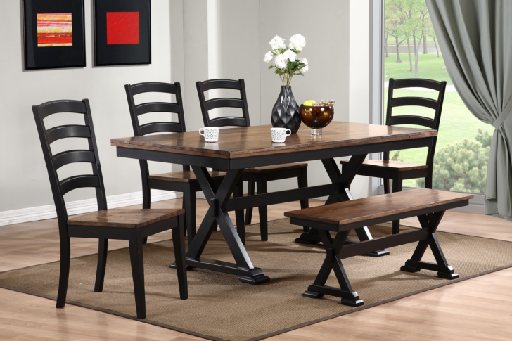 Transform Your Dining Room chairs and table set