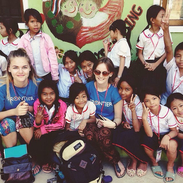 Year Abroad with kids at the school