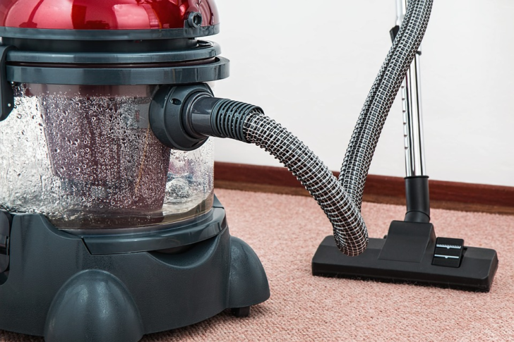 Healthy Home and Clean Air vacuum cleaner