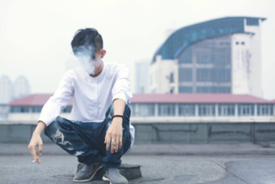 Benefits of E-Cigarettes punk teen smoking