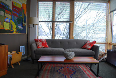 Home Improvement Tips couch window