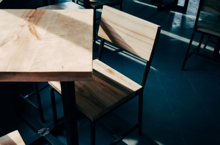gamification classroom empty desks