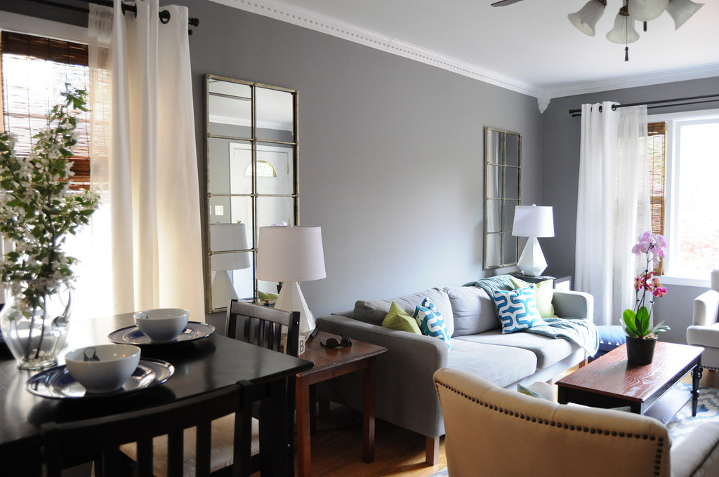 space without compromising style light in the room