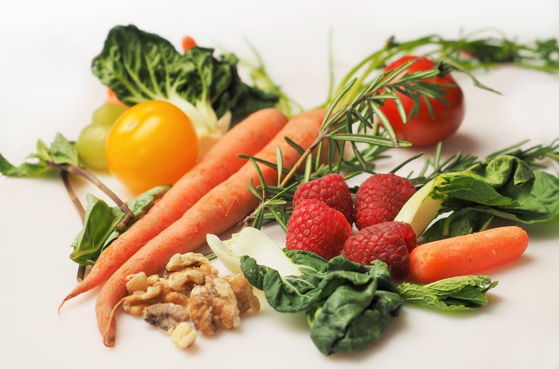 Cooking Goals vegetables