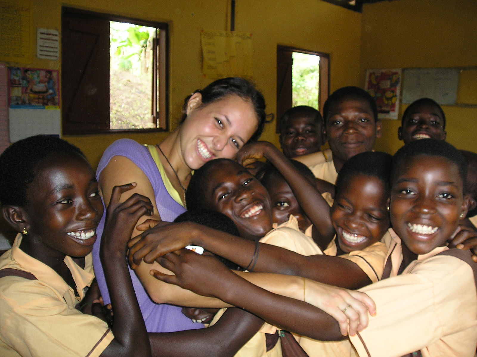 Year Abroad with kids in Ghana