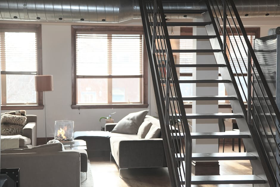 Adding More Space stairs to the loft