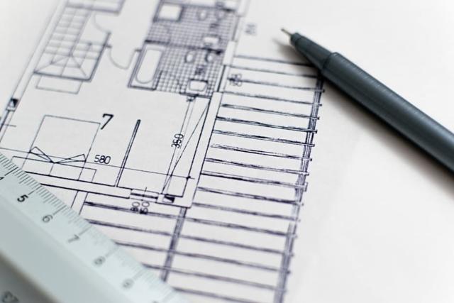Home Trends for Buyers floor plans pen