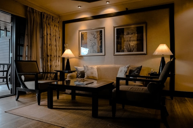 Home Trends for Buyers comfortable living room