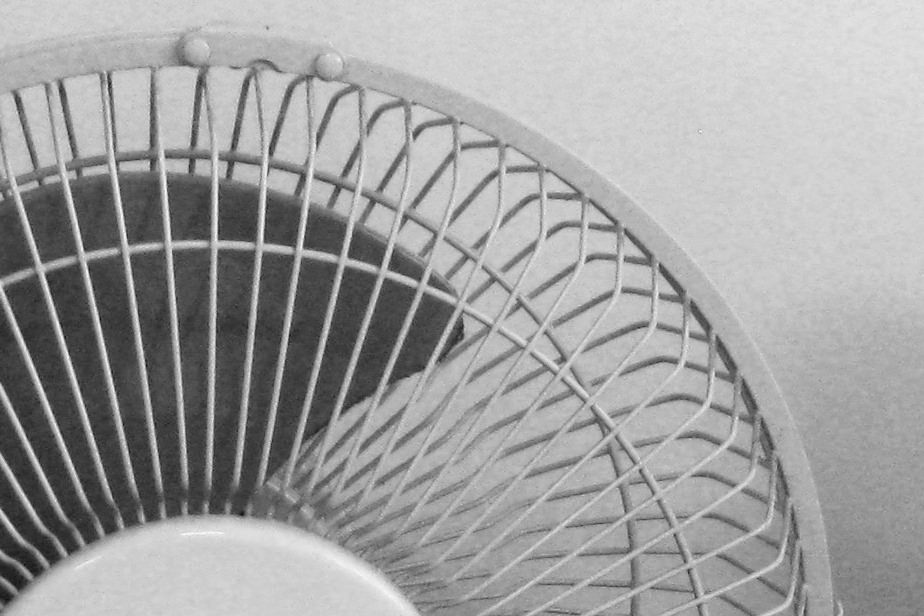 Office Making You Sick cooling fan