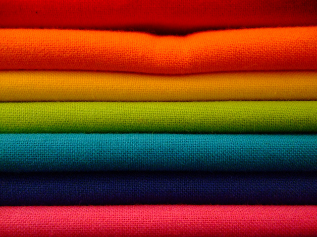 Uncramp Your Style: Tips for a Minimalist Home colorful towels