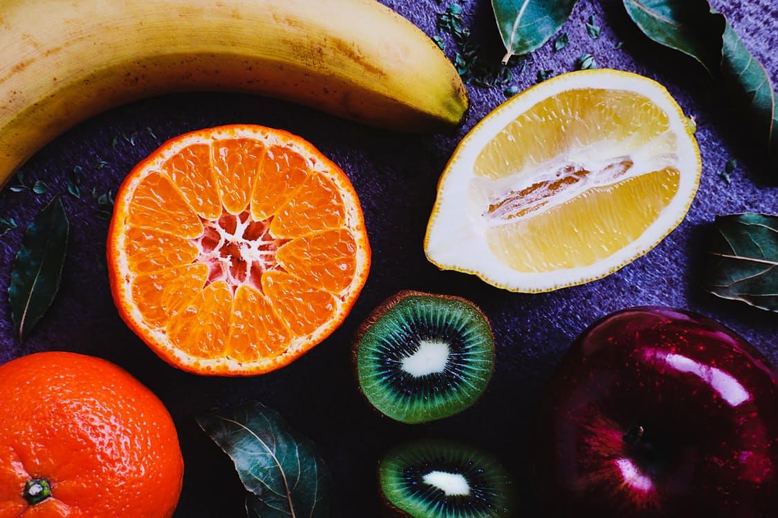 Cooking Goals fruits