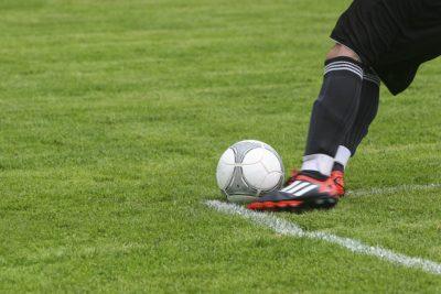 Fitness Goals soccer ball kick